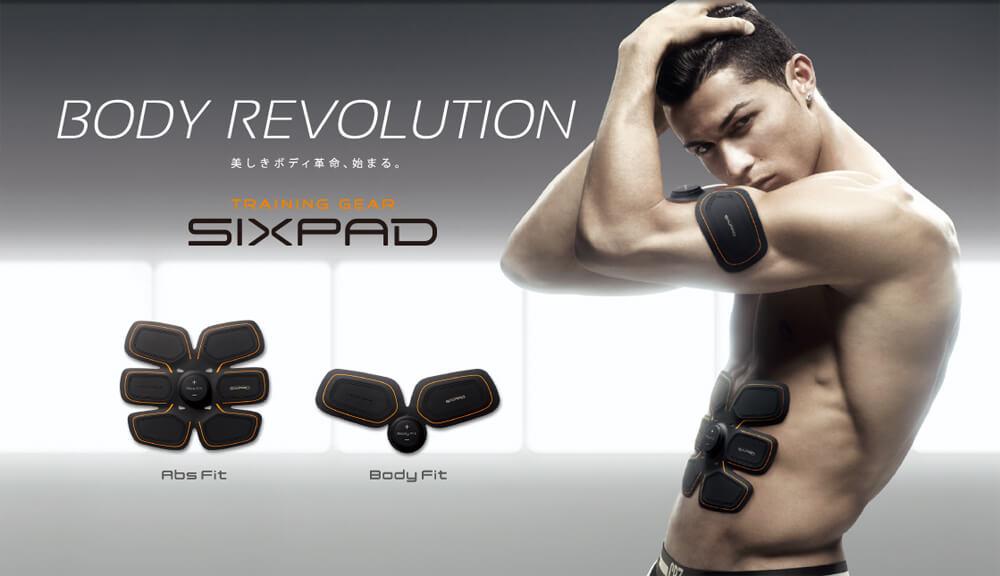 SIXPAD(シックスパッド)