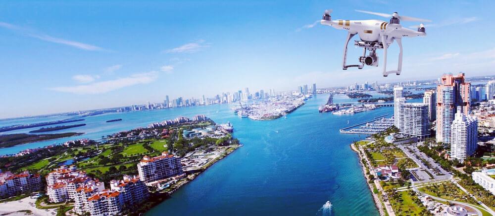 ドローンを使った空撮でいつもと違う風景を撮影しよう!