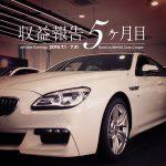 アフィリエイト5ヶ月目の収入報告【18万PV達成】