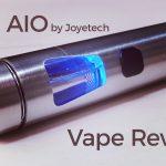 電子タバコ初心者におすすめ!「Joyetech eGo AIO」を使ってみたよ!
