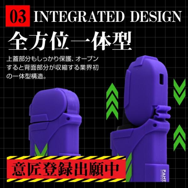 iQOS(アイコス)シリコンケース新デザイン3