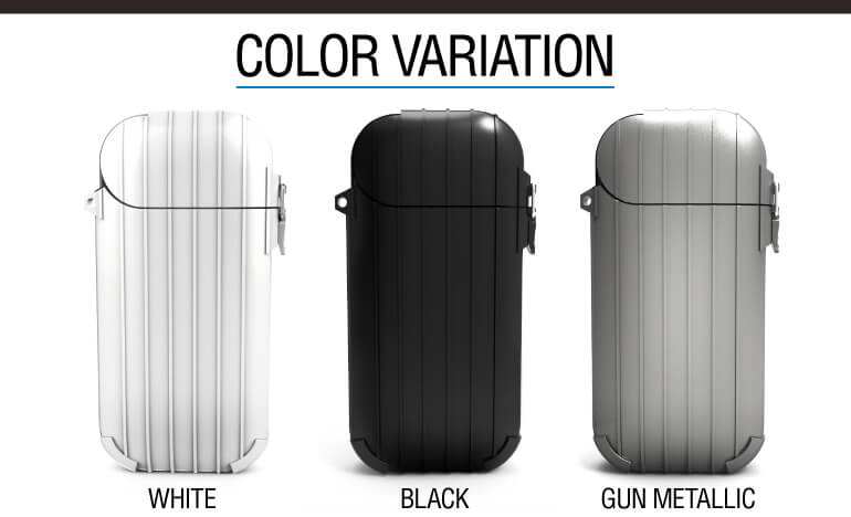 アイコスケース「アイスーツケース」6色の豊富なカラーバリエーション