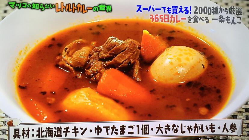 スープカリーの匠 北海道産チキンの濃厚スープカレー1