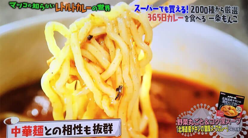 スープカリーの匠 北海道産チキンの濃厚スープカレー2